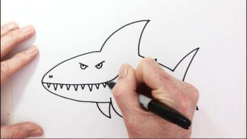 Draw-a-shark